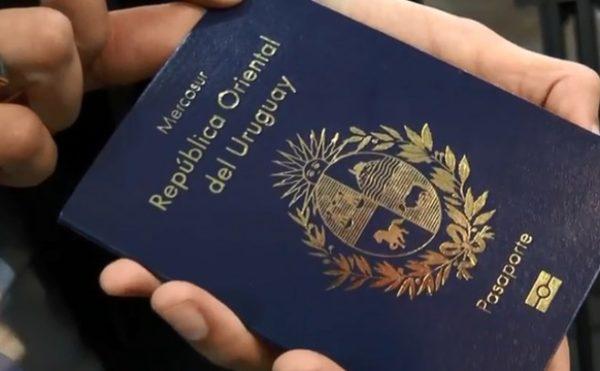 Паспорт Уругвая, как оформить