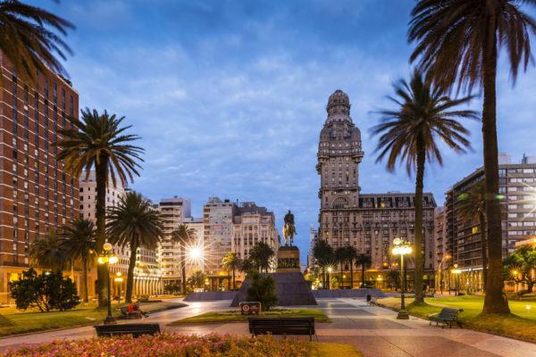 Этапы переезда в Уругвай