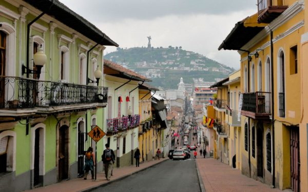 Натурализация в Эквадоре