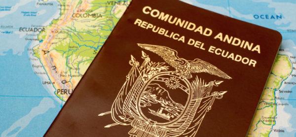 Паспорт Эквадора за инвестиции