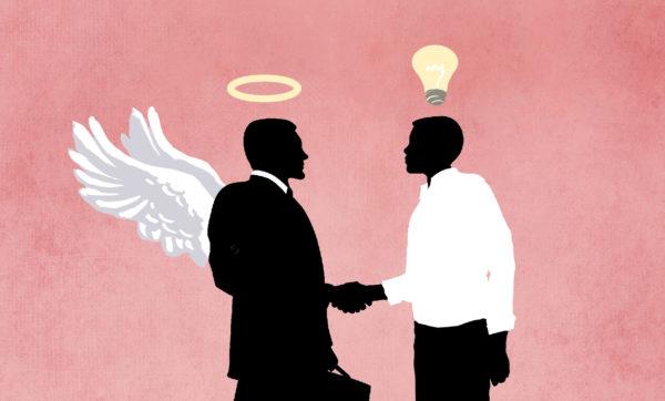 Бизнес-ангел в стартапе