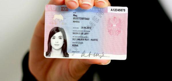 Оформление вида на жительство в Австрии после регистрации бизнеса