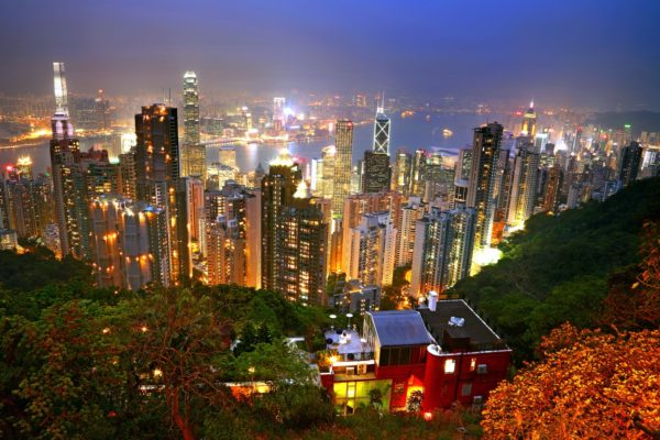 Налоговая система Гонконга