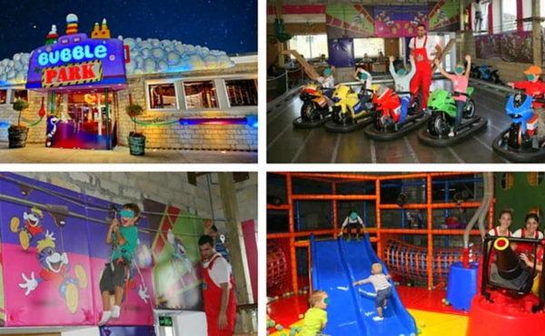 Место для детского отдыха на Кипре