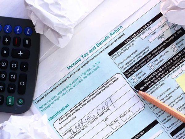 Налоговая система Канады