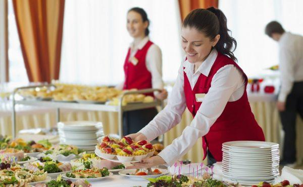 Организация питания в отеле