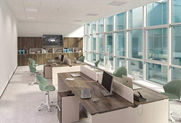 Выбор офиса для лизинговой компании