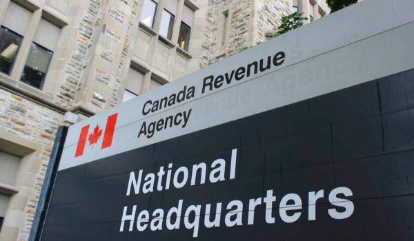Налоговое управление Канады