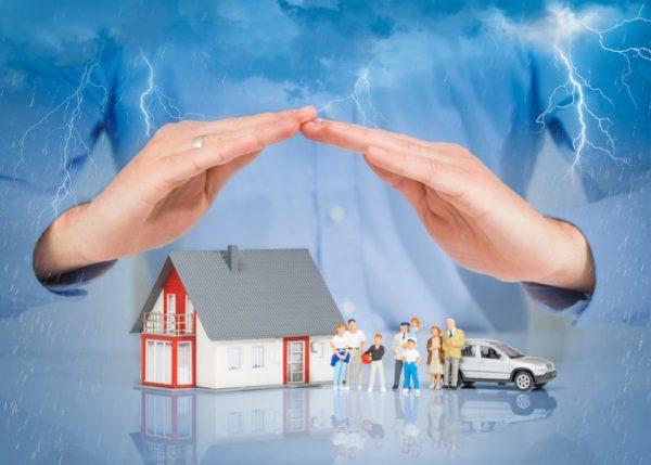 Заключение договора страхования недвижимости