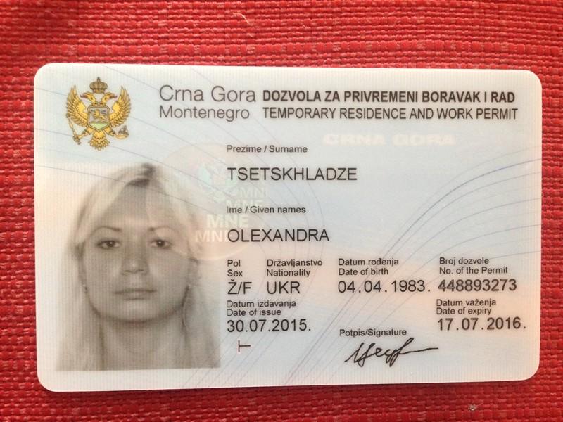 Получить пмж в черногории недвижимость доминикане