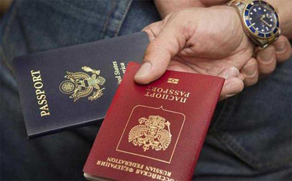 Можно ли стать обладателем паспортов США и России